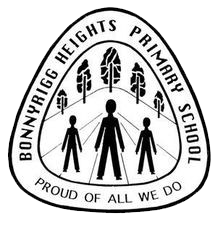 Bonnyrigg Heights Primary School logo